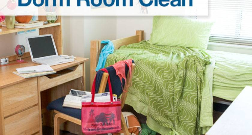 Keep Your Dorm Room Clean Aptsforrent