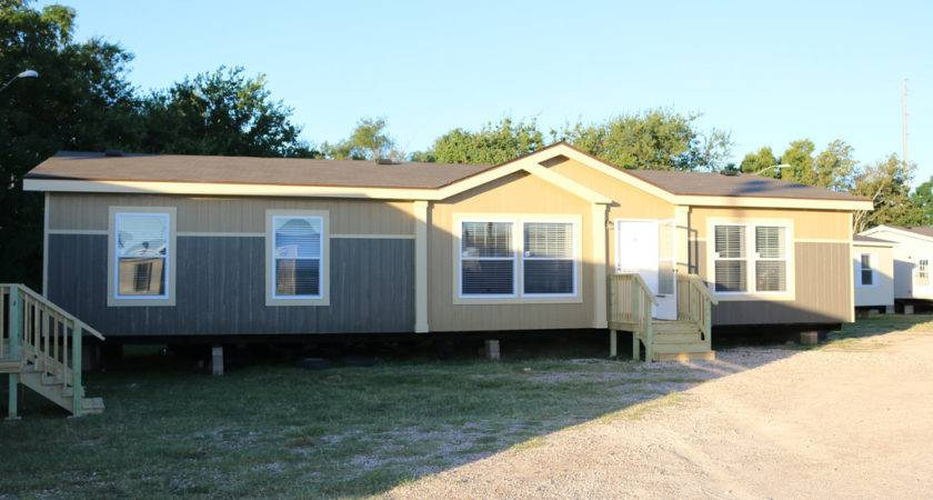 Kensington Double Wide Manufactured Home Worth Texas
