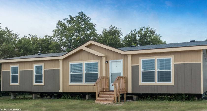 Kensington Manufactured Home Floor Plan