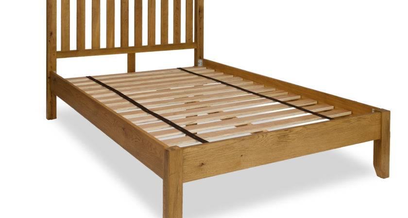 Kent Rustic Oak King Bed Owen Pine Furniture