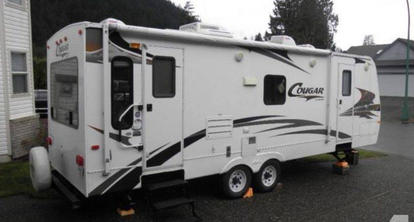 Keystone Cougar Travel Trailer Rls Sale