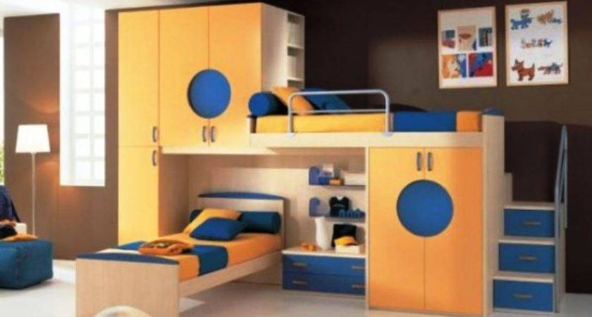 Kids Bunk Beds Your Room Great Cool Design