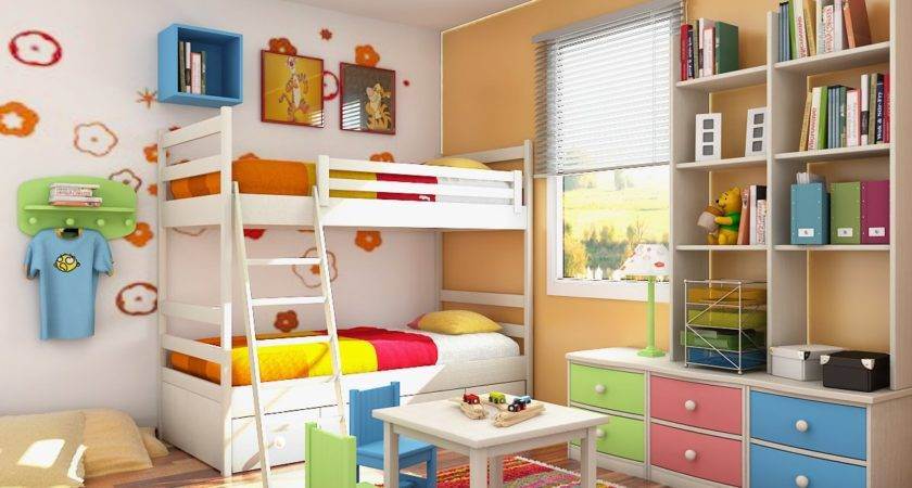 Kids Room Decorating Ideas Samples