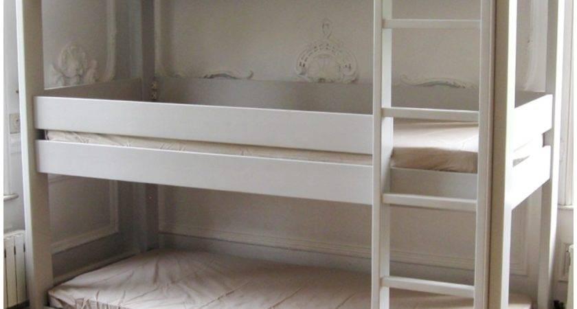 Kids Triple Bunk Bed Dominique Design Beds
