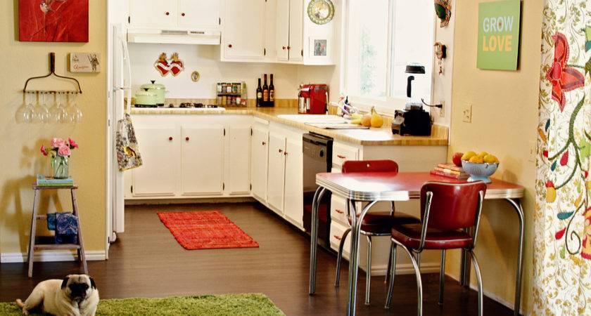Kitchen Decor Ideas Your Mobile Home Rental
