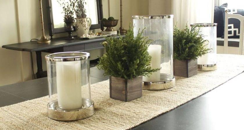 Kitchen Everyday Table Centerpiece Ideas Adastra