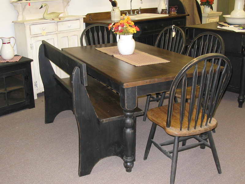 Kitchen Primitive Decorating Ideas Dining Table