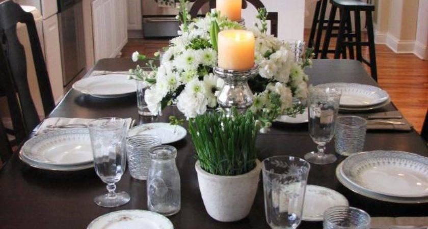 Kitchen Table Centerpiece Design Ideas Hgtv