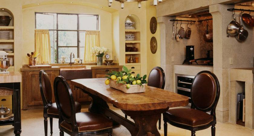Kitchen Table Decor Ideas Home