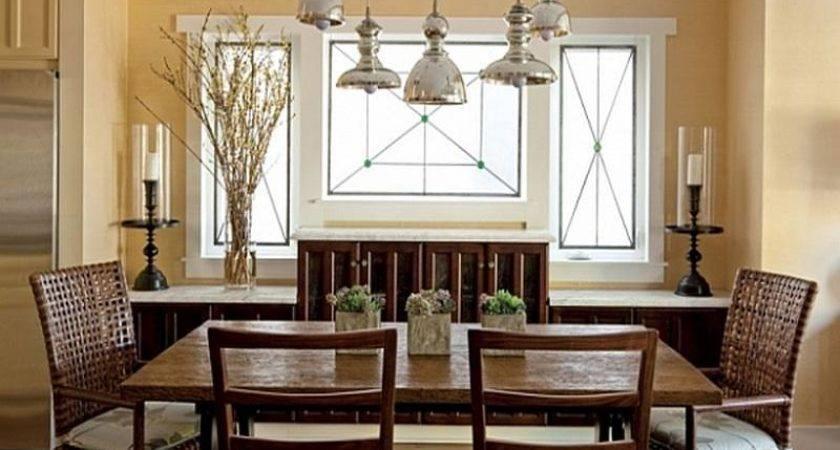 Kitchen Table Lighting Ideas Home