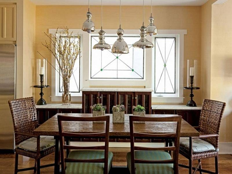 Kitchen Table Lighting Ideas Home
