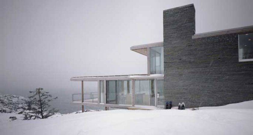 Koehler House New Brunswick Residence Bay Fundy Home