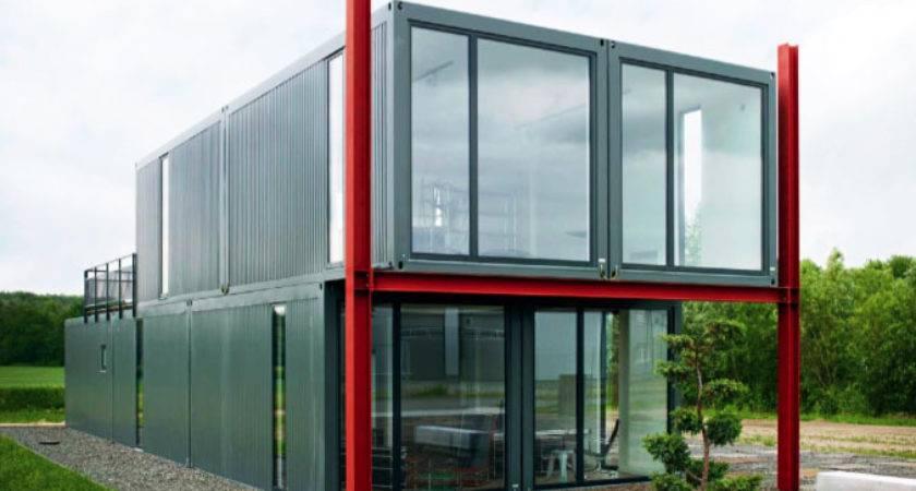 Koma Modular Live Work Store Neburg Germany Made
