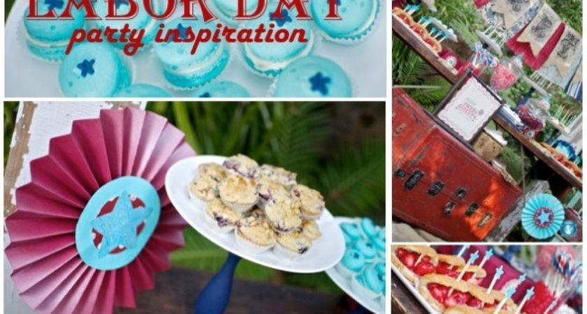 Labor Day Party Ideas Sweets Indeed