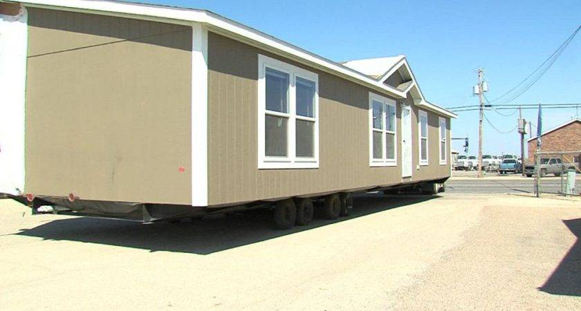 Lack Apartments Causing Record Mobile Home Sales Kwes Newswest