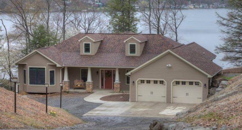 Lake House Modular Home