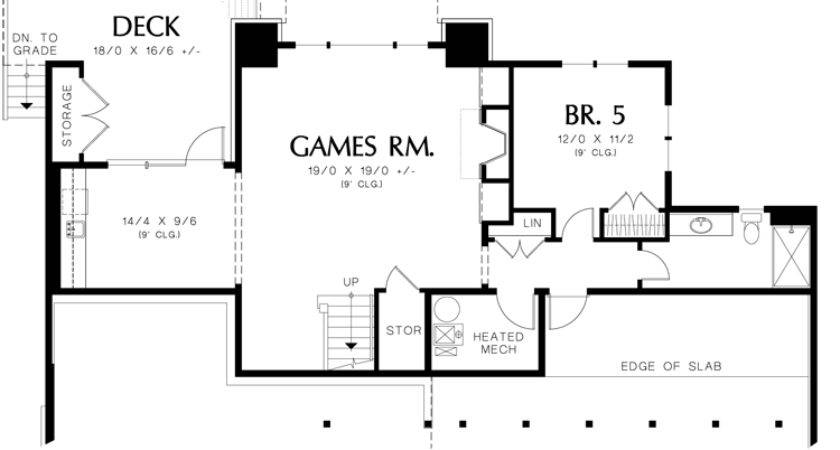 Lake House Plans Thehousedesigners Plan Lakeview