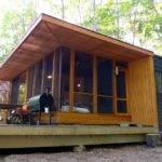 Lake Vernon Prefab Cottage Altius Architecture Inc