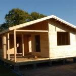 Lakes Colorado Small Modular Log Homes Cabin