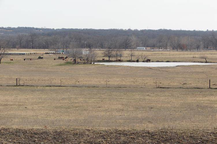 Land Near Henryetta Oklahoma Acreage House Sale