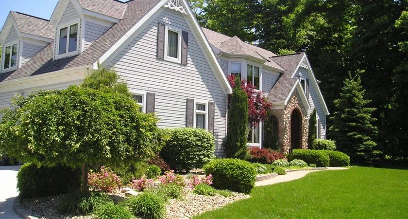 Landscape Design Home Ideas