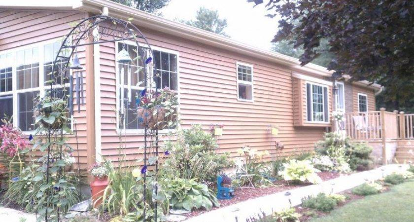 Landscaping Ideas Manufactured Home
