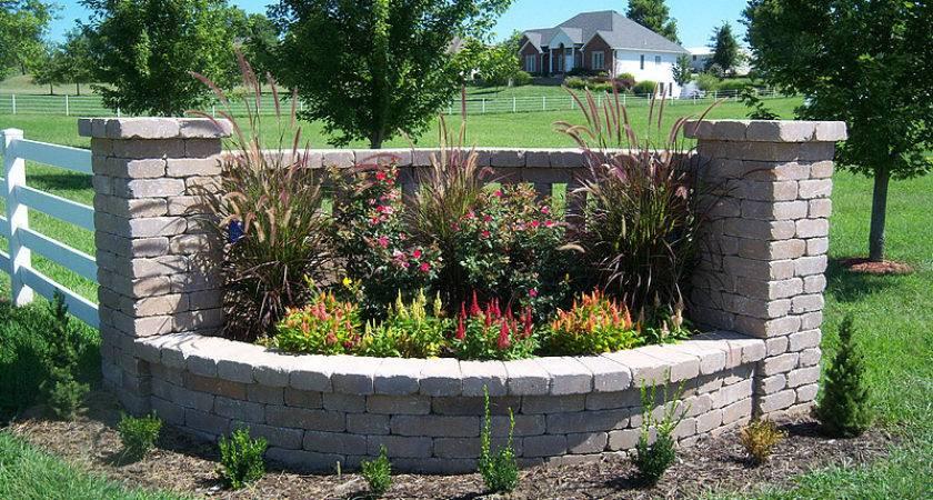 Landscaping Pinterest Driveway Entrance