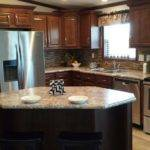 Large Laundry Area Kafee Oak Cabinets Throughout Optional Covered
