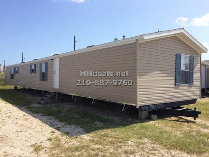 Large Single Wide Wind Zone Home Corpus Christi Tiny