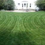 Lawn Mowing Patterns Takes All Kinds Blog Mark