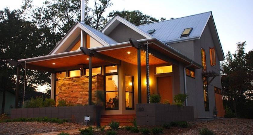 Leed Platinum Newcomer House Georgia Cost Just Per Square Foot