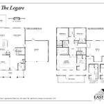 Legare Attached Garage Eastwood Homes