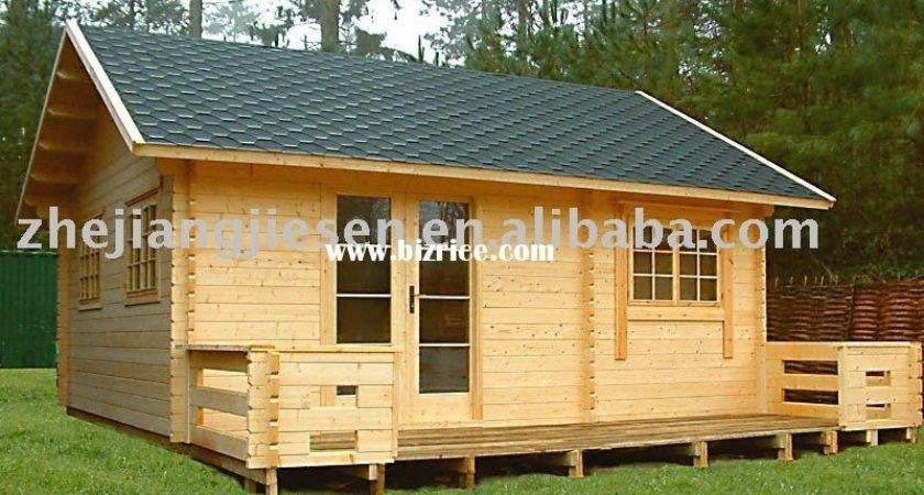 Leisure Prefab Wooden House Jsw China Houses Sale
