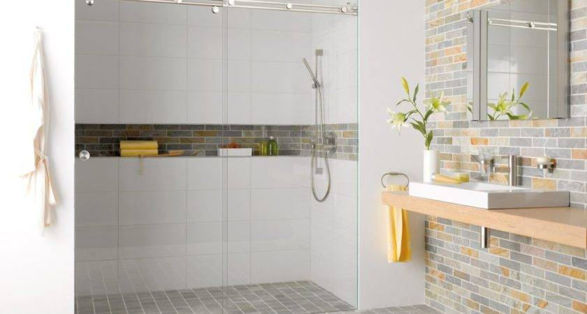 Length Shower Wall Niche Tiled Feature Tiles