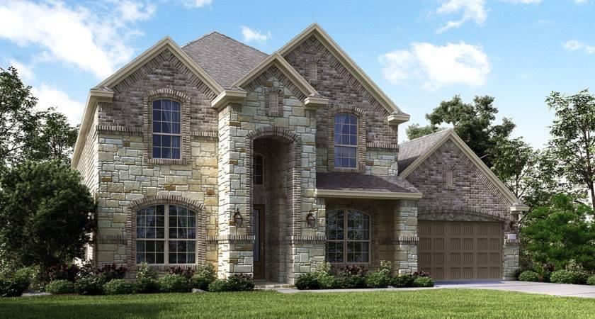 Lennar Houston Opens New Model Home Magnolia Creek