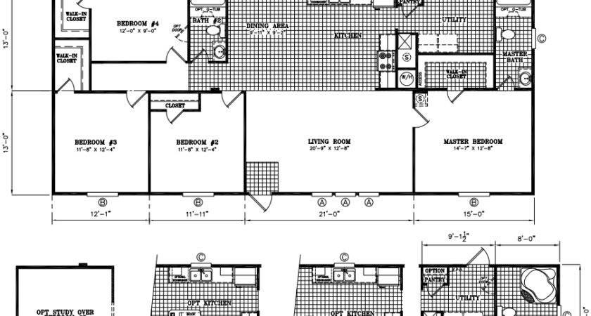 Lgx Manufactured Built Scotbilt Homes Oasis Augusta