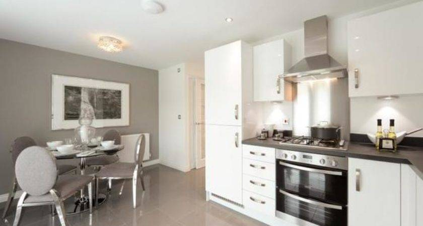 Light Bright Kitchens Taylor Wimpey