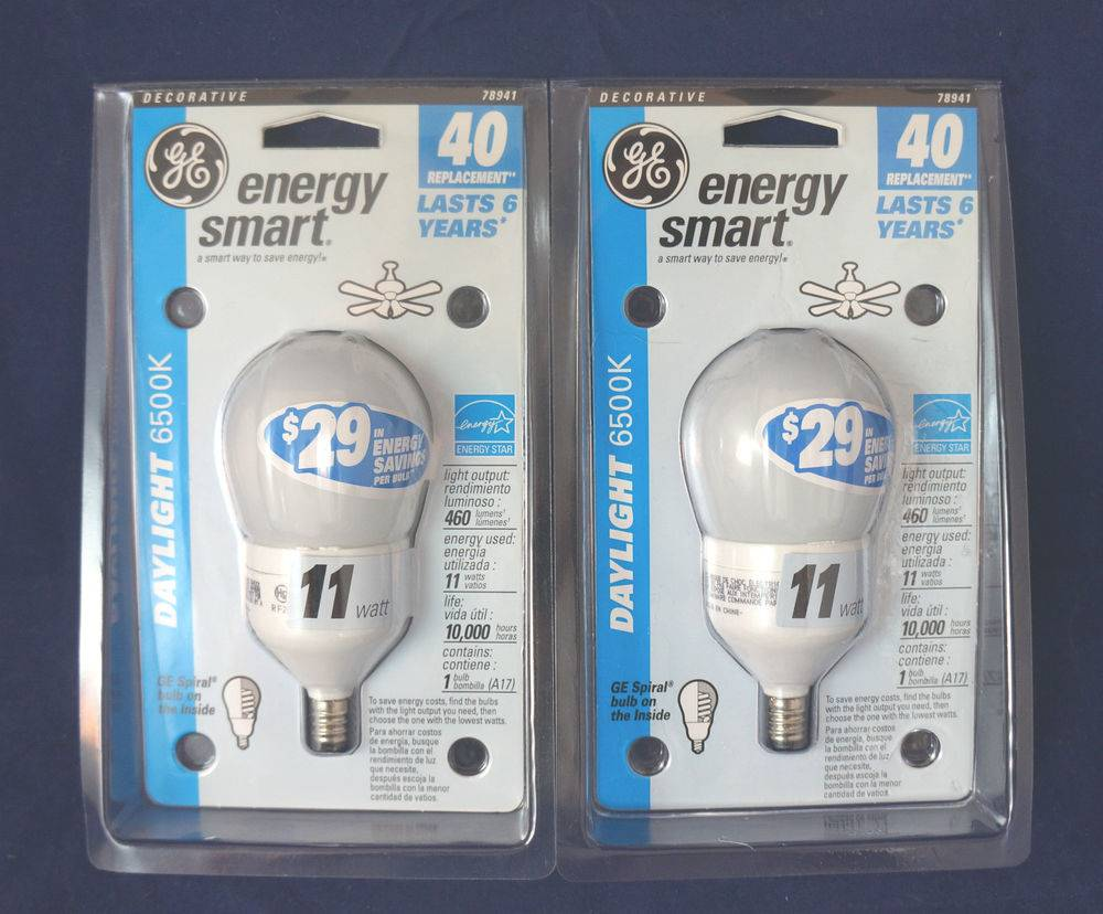 Lighting Energy Smart Cfl Watt Replacement Pack