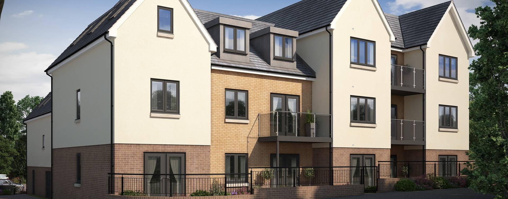 Linden House Luxury Apartments Epping Essex Chelsteen Homes