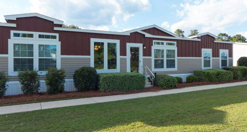 Live Oak Homes Mobile Home Manufacturers