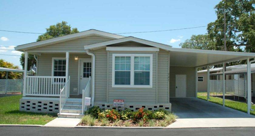 Living Jacobsen Manufactured Home Sale Clearwater