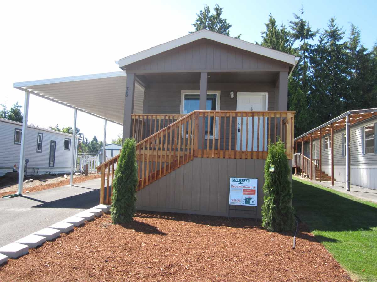 Living Karsten Mobile Home Sale Federal Way