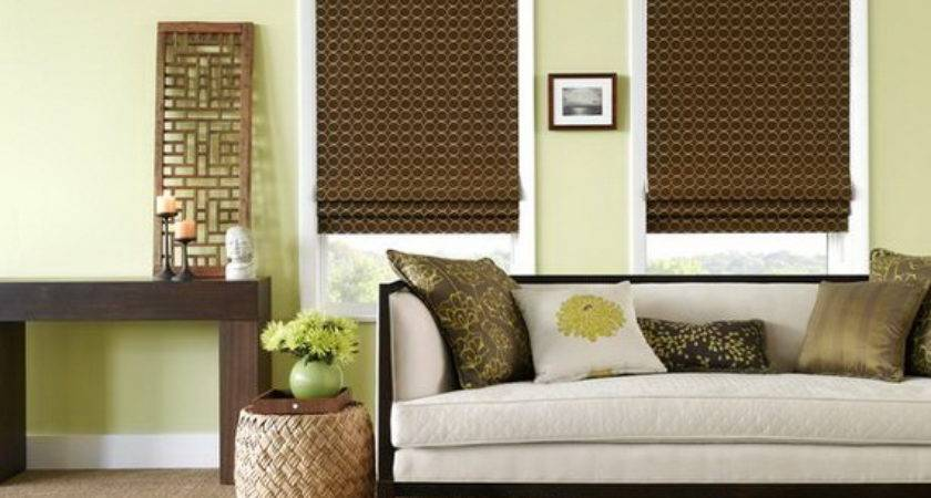 Living Room Window Treatment Ideas Homeideasblog