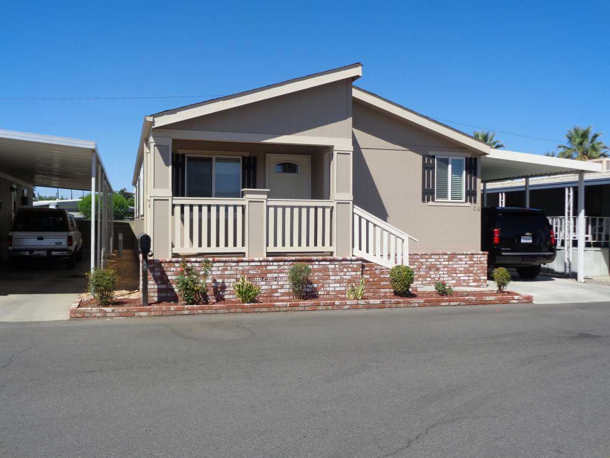 Living Silvercrest Manufactured Home Sale Hemet