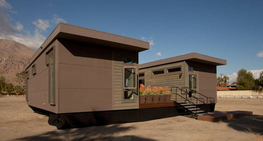 Livinghomes Affordable New Prefab Home Launches Palm