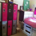 Lockers Fun Way Organize Kids Room Resourced Materials Pinte
