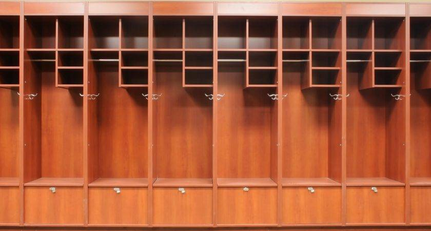 Lockers Schools College High School Locker Room