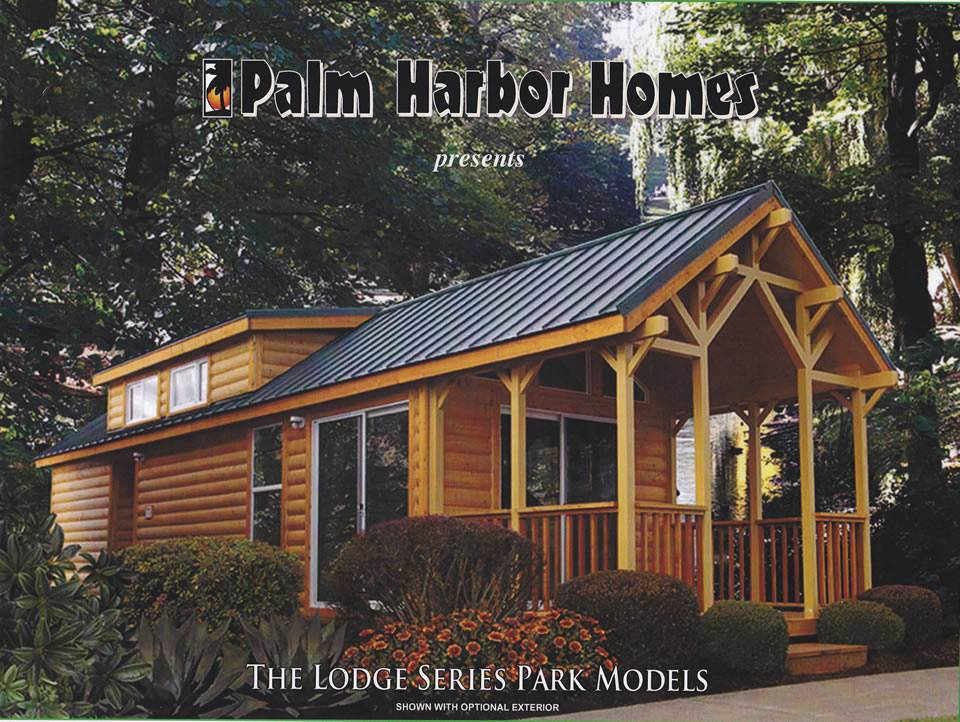 Lodge Series Park Models Heritage Homes Sequim
