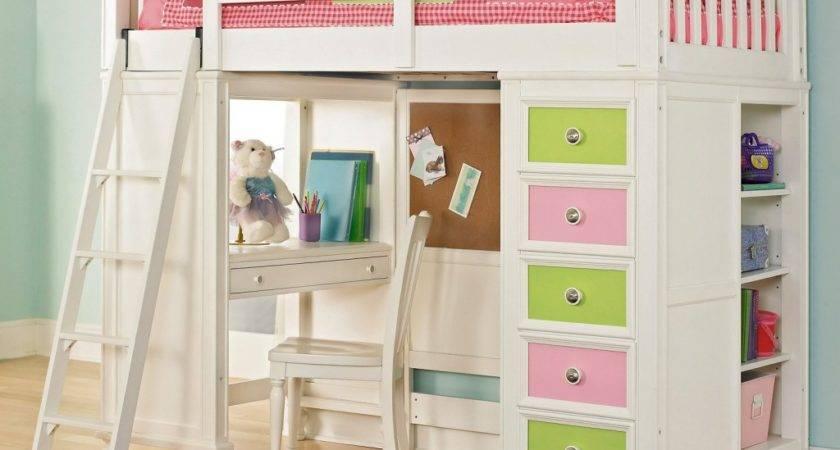 Loft Bed Plans Kids Diy Blueprints