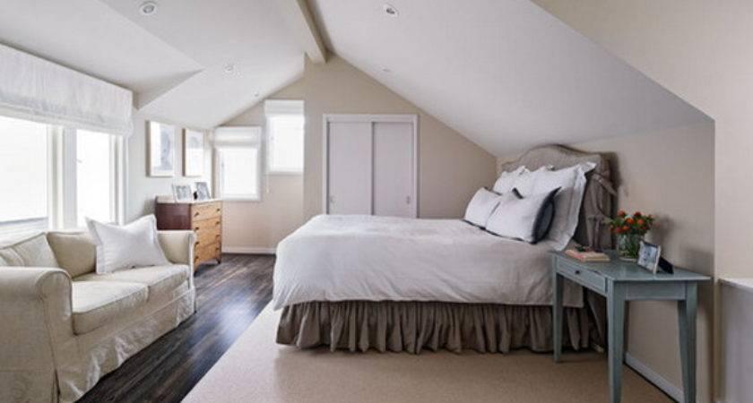 Loft Bedrooms Ideas Contemporary Interior Design